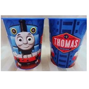 Thomas The Train Plastic  Reusable Keepsake Cup